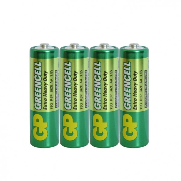 GP cink-oksid baterije AA  GP-R06/4CEL