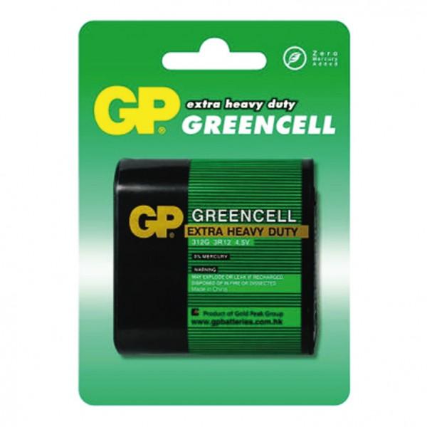 GP cink-oksid baterija 4,5V GP-312G-U1