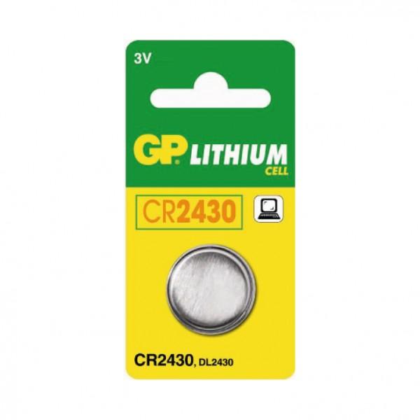 GP dugmasta baterija CR2430 GP-CR2430