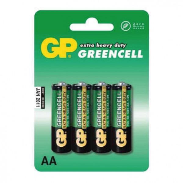 GP cink-oksid baterije AA GP-R06/4BP
