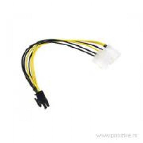 PCK VGA Kabl za napajanje 6p