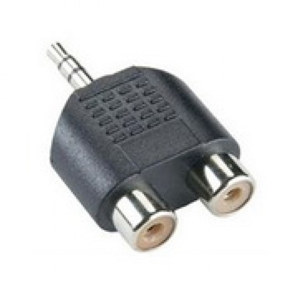 PCK Adapter 3.5mm-2RCA