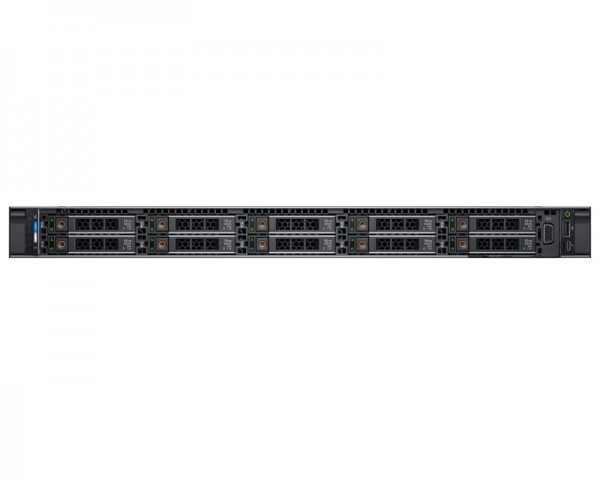 DELL PowerEdge R440 Xeon Silver 4110 8C 1x16GB H730P 2x2TB SATA 550W (1+0) 3yr NBD + Sine za rack