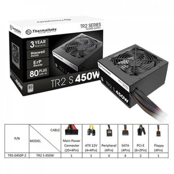 NAPAJANJE Thermaltake TR2 S 450W 80+