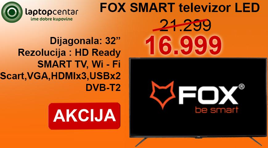 FOX TV smart