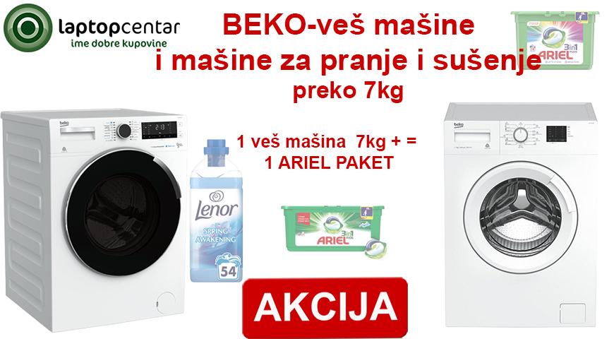 Beko + ariel