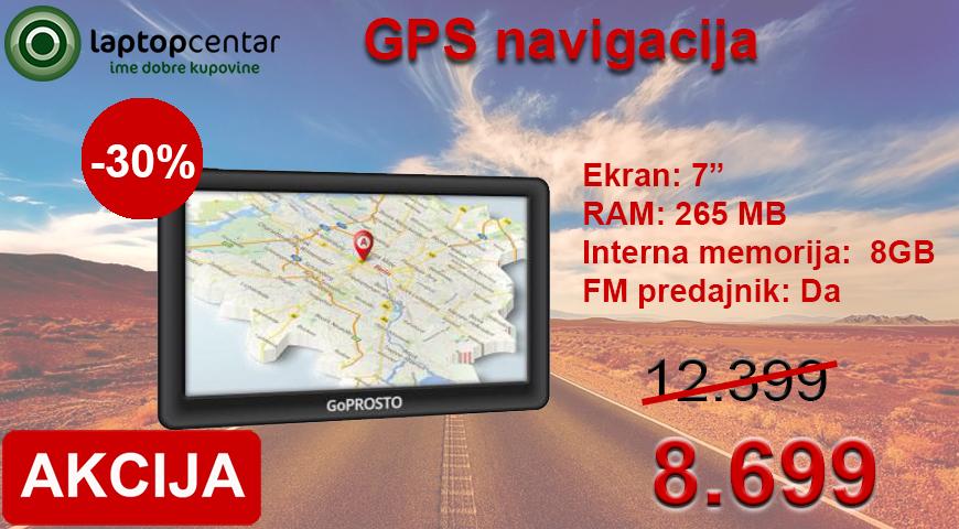 Navigacija Prosto