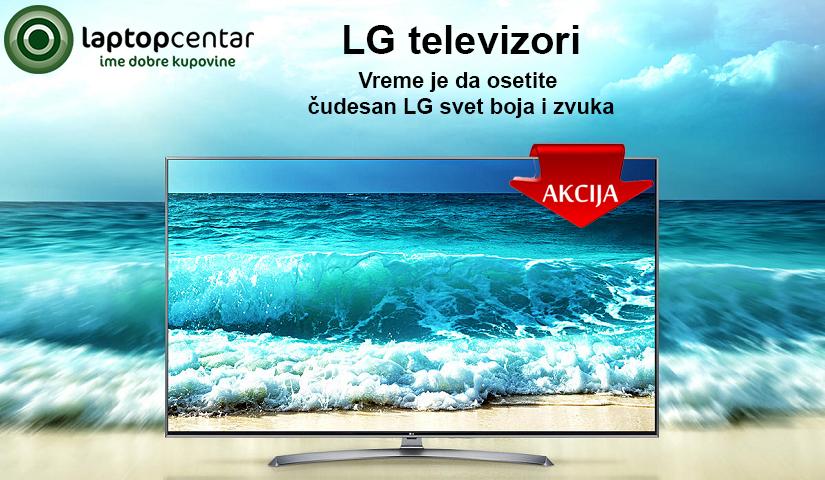 lg televizori