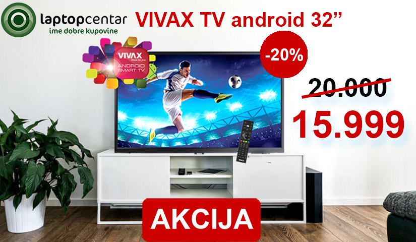 Vivax 32 android