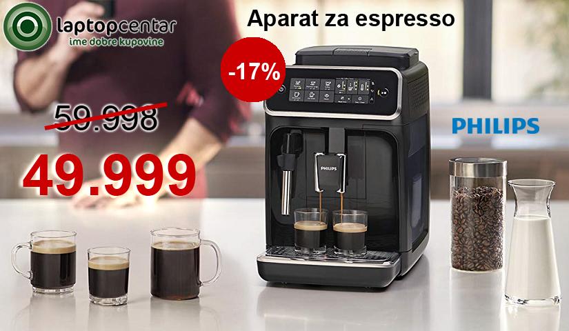 Philips aparat za espresso