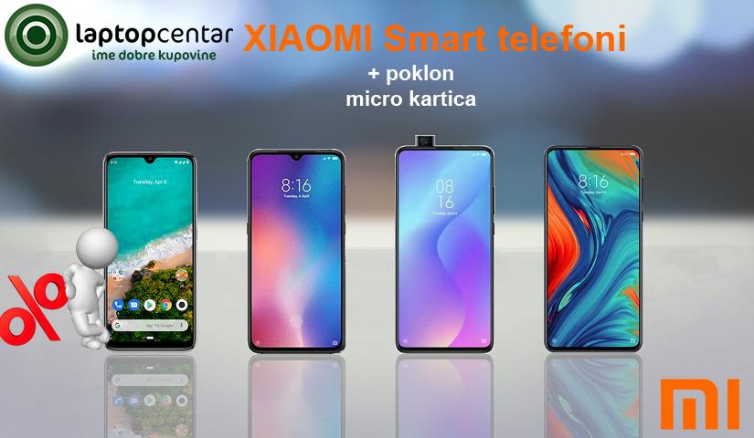 Xiaomi telefoni