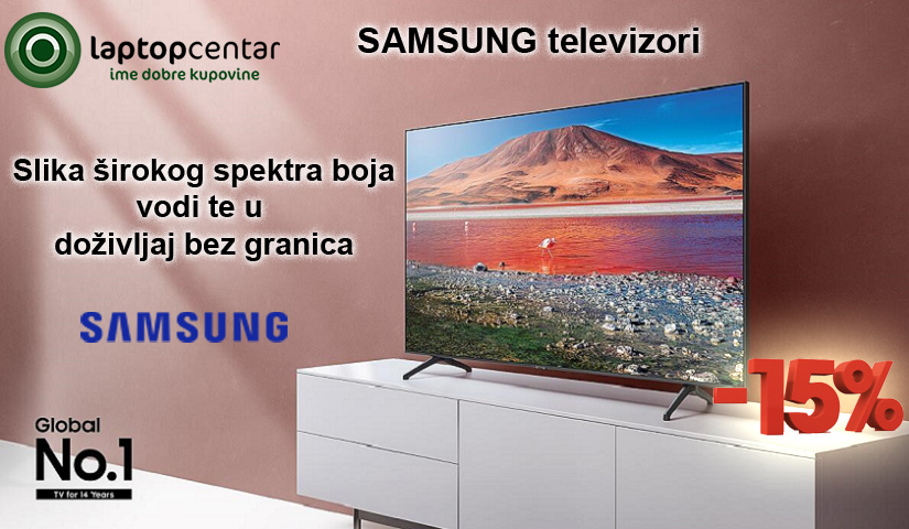 Samsung televizori