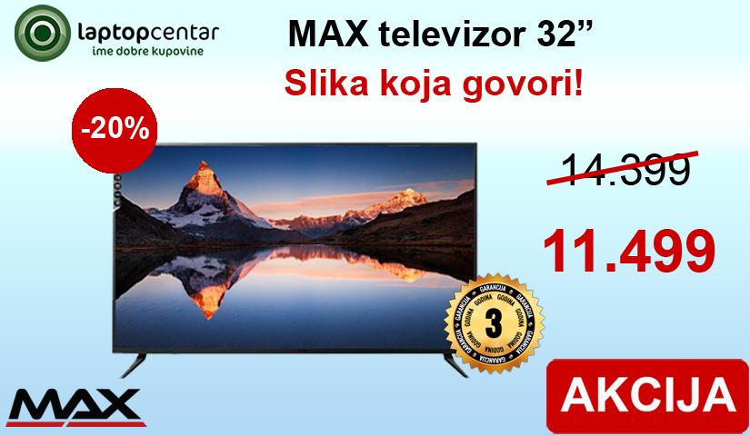 max tv obican