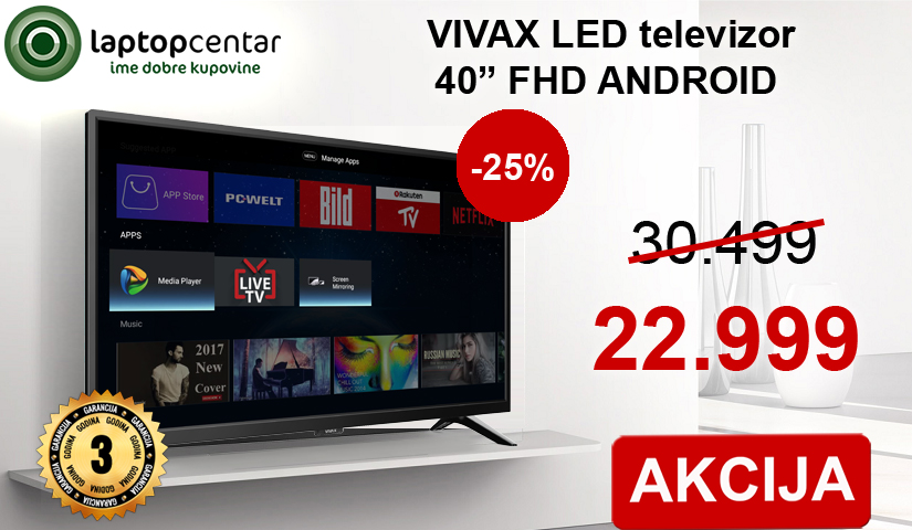 vivax 40 android