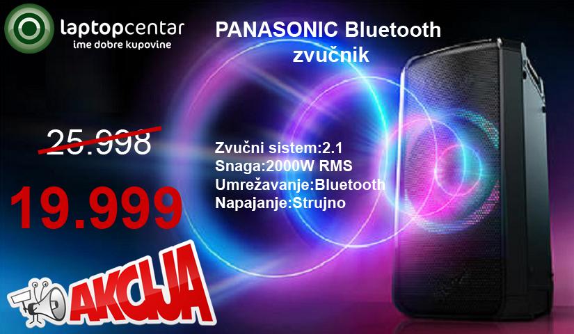 Panasoniv zvucnik