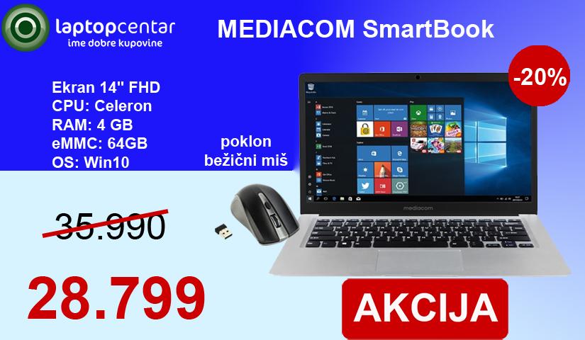Mediacom smartbook