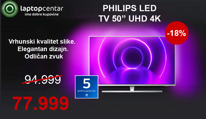 philips tv 50